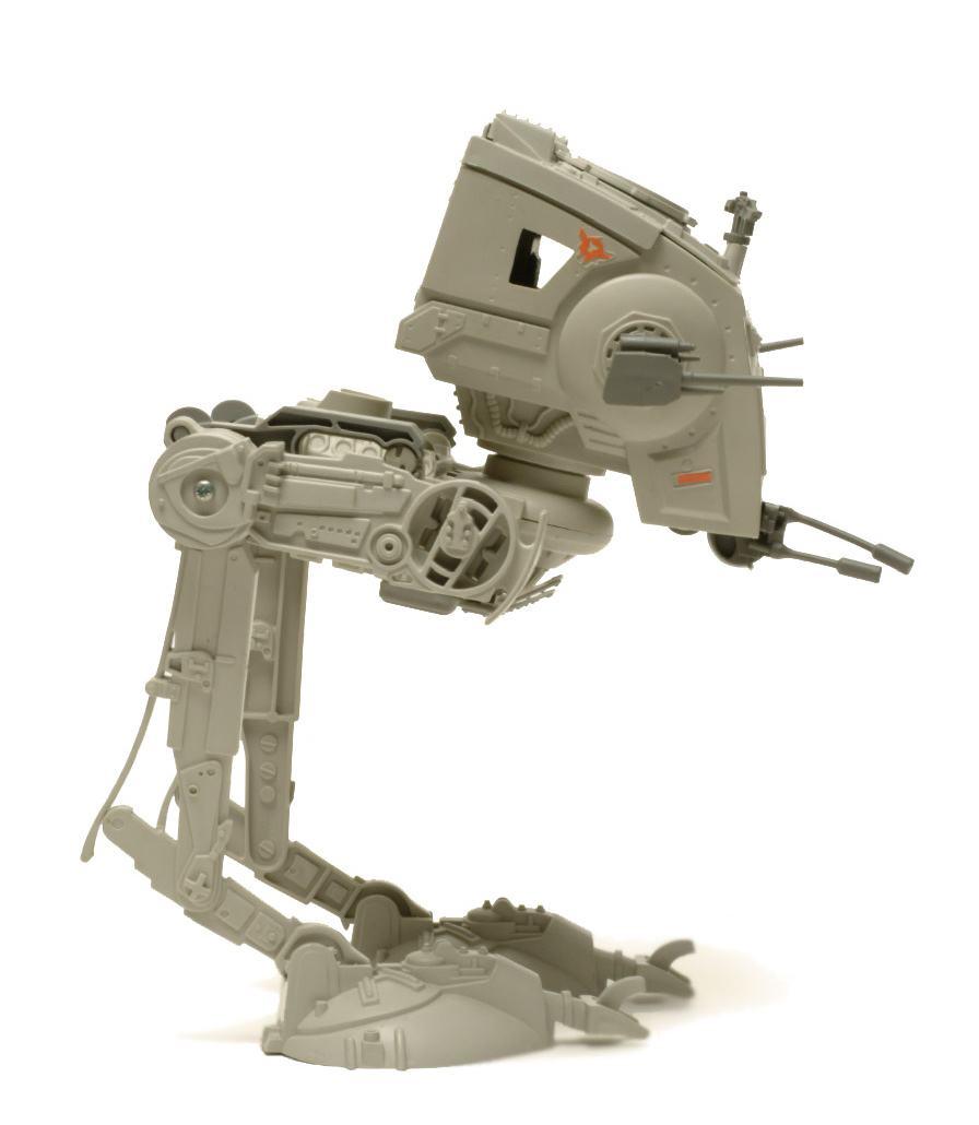 Figur Roboter, Spielzeugfigur, Sammlung Werkbundarchiv - Museum der Dinge