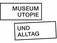 Museum Utopie und Alltag Logo