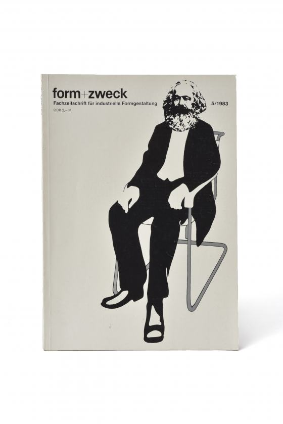 Cover, form+zweck, Masse und Klasse
