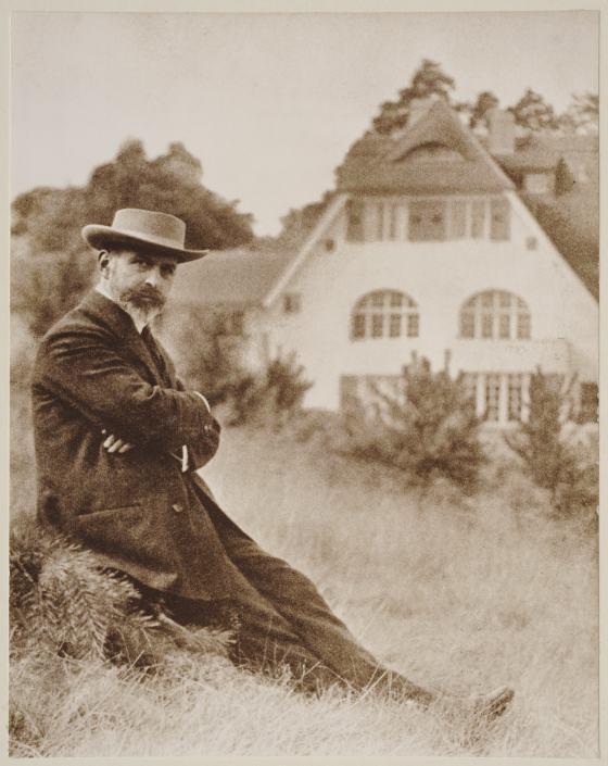 Porträt Hermann Muthesius