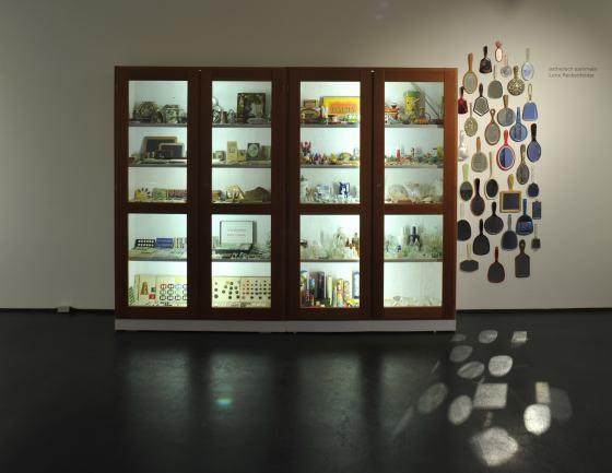 """Sonderausstellung """"3 x Sammeln"""" im Werkbundarchiv - Museum der Dinge"""