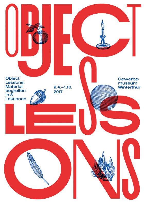 Flyer Object Lessons Winterthur