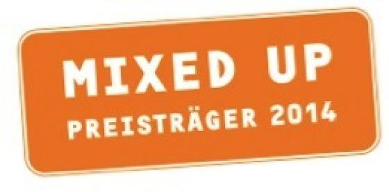 Logo Mixed Up Preisträger 2014
